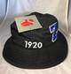 Zeta Phi Beta Sorority Founding Year Floppy Mesh Bucket Hat-Black-Side