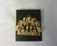 Alpha Phi Alpha Fraternity Founders Lapel Pin