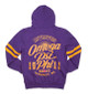 Omega Psi Phi Fraternity Zip-Up Hoodie
