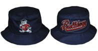 South Carolina State University Bucket Hat with Stripe- Style 2