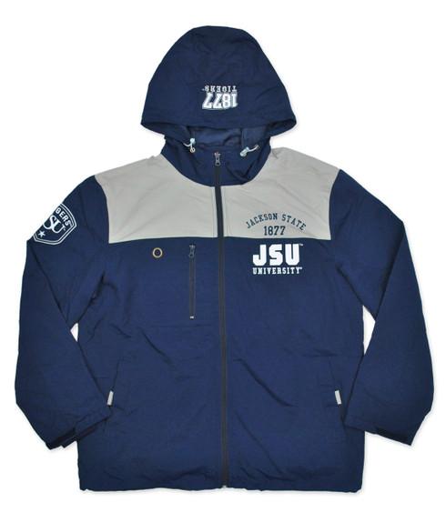 Jackson State University Windbreaker- Front