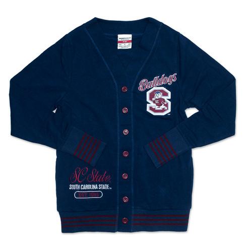 South Carolina State University Lightweight Cardigan- Style 2
