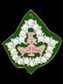 Alpha Kappa Alpha AKA Pin- Symbol