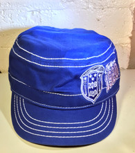 Zeta Phi Beta Sorority Captain's Hat- Founding Year-Blue