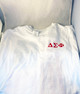 Delta Sigma Phi Fraternity American Flag Shirt