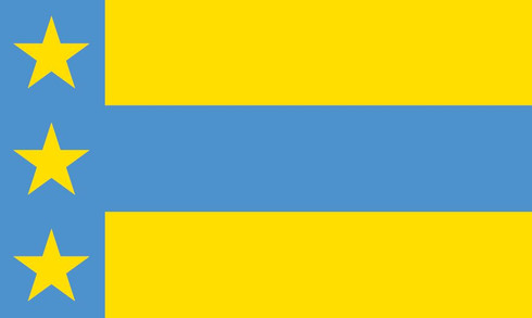 Alpha Tau Omega Fraternity Flag- Symbol