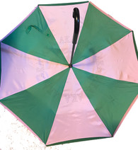 Alpha Kappa Alpha AKA Reversible Umbrella