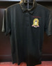 Kappa Alpha Order Fraternity Dri-Fit Polo- Crest-Black