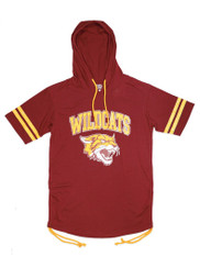 Bethune-Cookman University Hoodie T-Shirt- Ladies