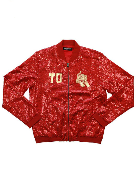 Tuskegee University Sequin Jacket