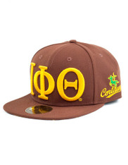 Iota Phi Theta Fraternity SnapBack Hat- Three Greek Letters