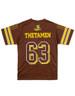 Iota Phi Theta Fraternity Jersey Shirt- Back