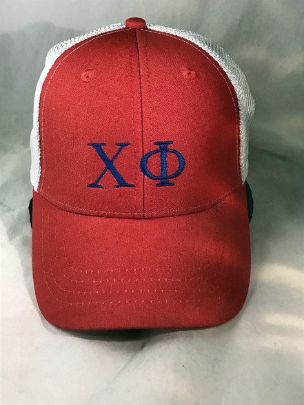 Chi Phi Fraternity Trucker Hat