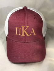 Pi Kappa Alpha PIKE Fraternity Trucker Hat