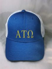 Alpha Tau Omega ATO Fraternity Trucker Hat