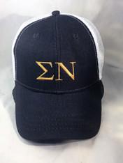 Sigma Nu Fraternity Trucker Hat