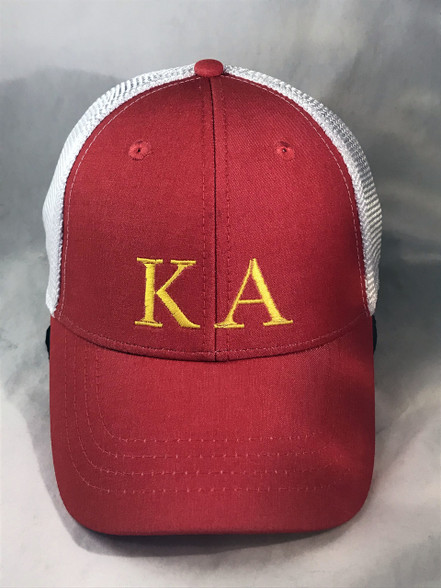 Kappa Alpha Fraternity Trucker Hat