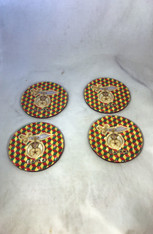 Shriner Coasters- Set of 4