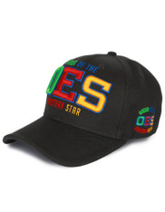 Order of the Eastern Star OES Hat- Black