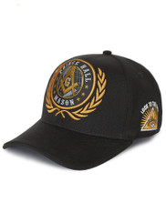 Prince Hall Mason Masonic 2B1 Ask1 Hat