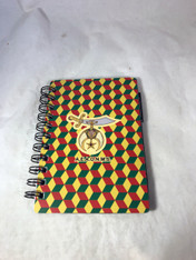 Shriner Notepad Set- Front