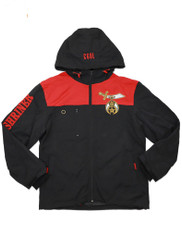 Shriner Windbreaker Jacket- Front