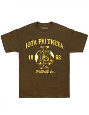 Iota Phi Theta Fraternity Graphic T-Shirt- Symbol
