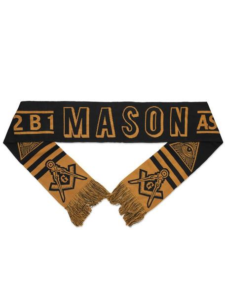 Mason Masonic Scarf