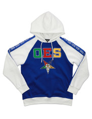 Order of the Eastern Star OES Hoodie- Style 2