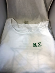 Kappa Sigma Fraternity Tank Top-White- Style 2