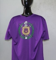 Omega Psi Phi Fraternity Performance T-Shirt