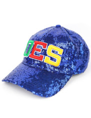 Order of the Eastern OES Sequin Hat