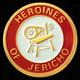 Heroines of Jericho Car Emblem