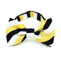 Sigma Nu Fraternity Pre-Tied Bow Tie- Organization Symbol