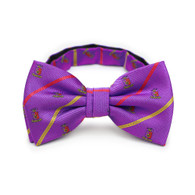 Sigma Phi Epsilon SigEp Fraternity Pre-Tied Bow Tie- Crest