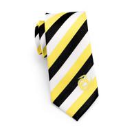Sigma Nu Fraternity Skinny Necktie- Symbol