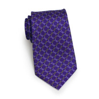 Sigma Alpha Epsilon SAE Fraternity Silk Necktie