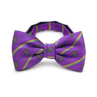 Lambda Chi Alpha Fraternity Pre-Tied Bow Tie- Crest