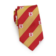 Kappa Alpha Fraternity Silk Necktie