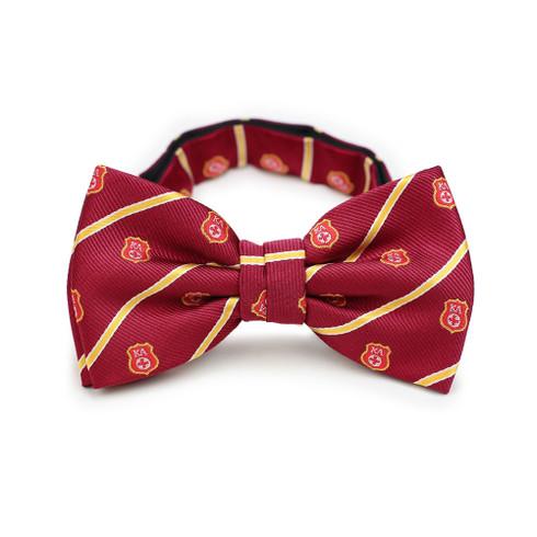 Kappa Alpha Fraternity Pre-Tied Bow Tie- Symbol