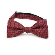 Tau Kappa Epsilon Fraternity Silk Bow Tie- Self-Tie- Greek Letters