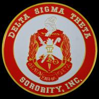 Delta Sigma Theta Sorority Car Emblem