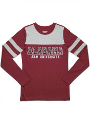 Alabama A&M University AAMU Long Sleeve Shirt