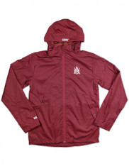Alabama A&M University AAMU Windbreaker- Front