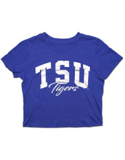 Tennessee State University Cropped T-Shirt