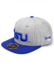 Tennessee State University Snapback Hat- Gray