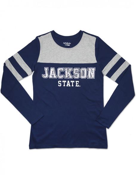 Jackson State University Long Sleeve Shirt