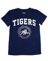 Jackson State University Foil Shirt- Tigers