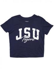Jackson State University Cropped T-Shirt