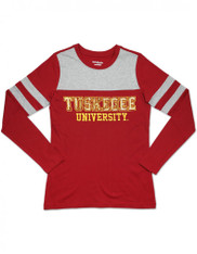 Tuskegee University Long Sleeve Shirt